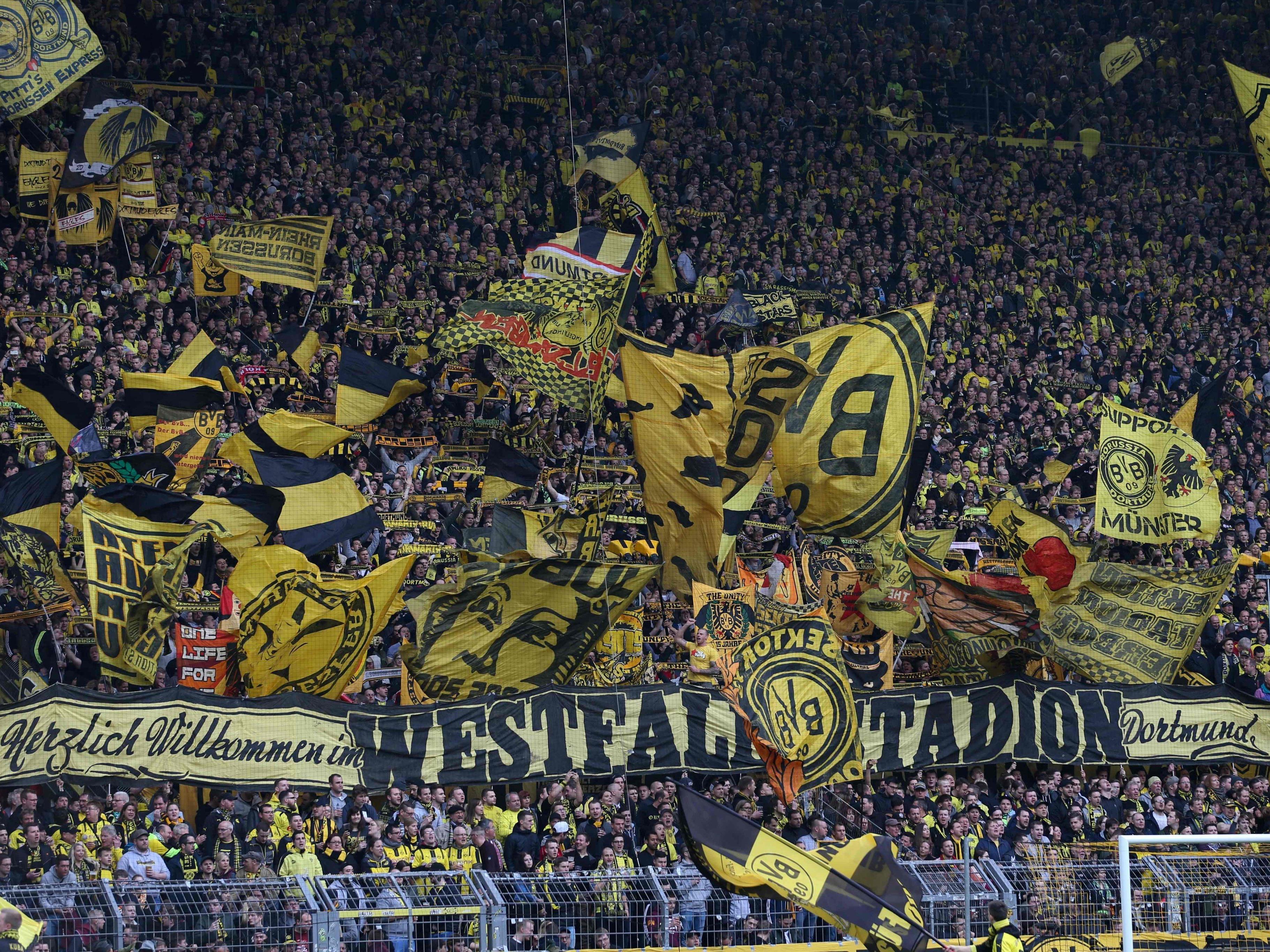 Schock vor dem Champions-League-Viertelfinal-Hinspiel in Dortmund.