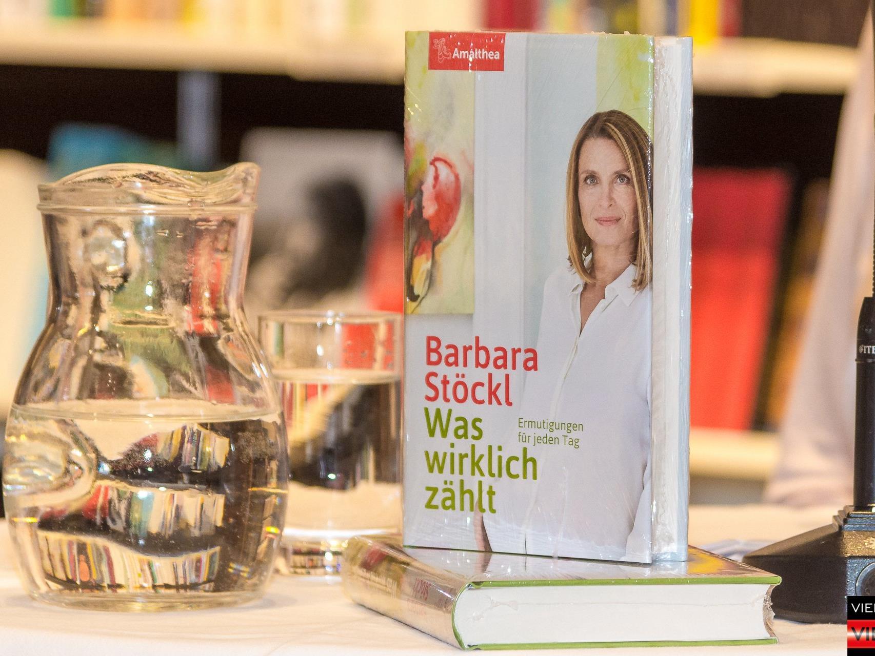 Barbara Stöckl - Was wirklich zählt - Lesung - Dombuchhandlung am Stephansplatz - 11.04.2017