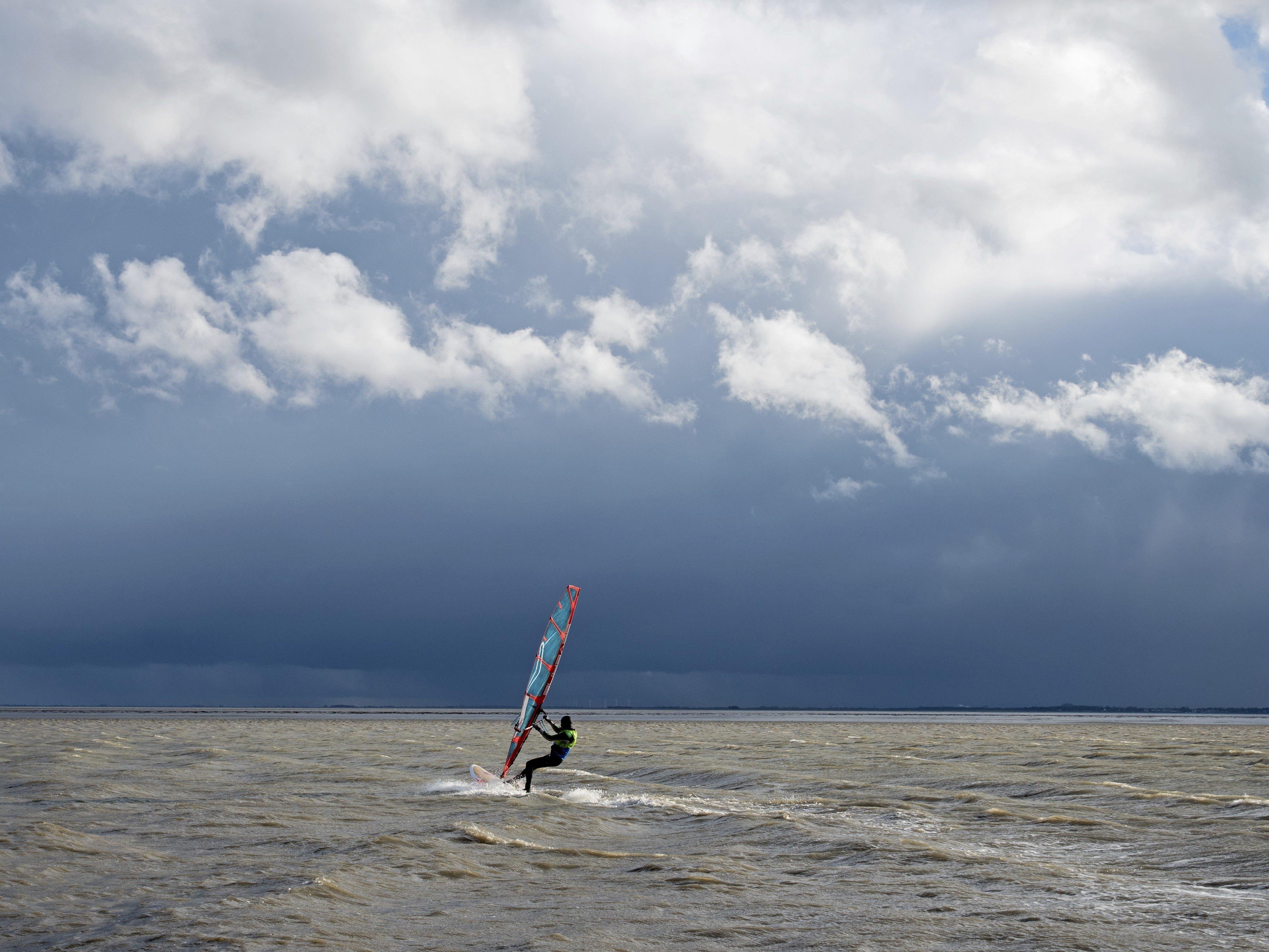 Der Surf Worldcup findet 2017 erstmals in Neusiedl am See statt.
