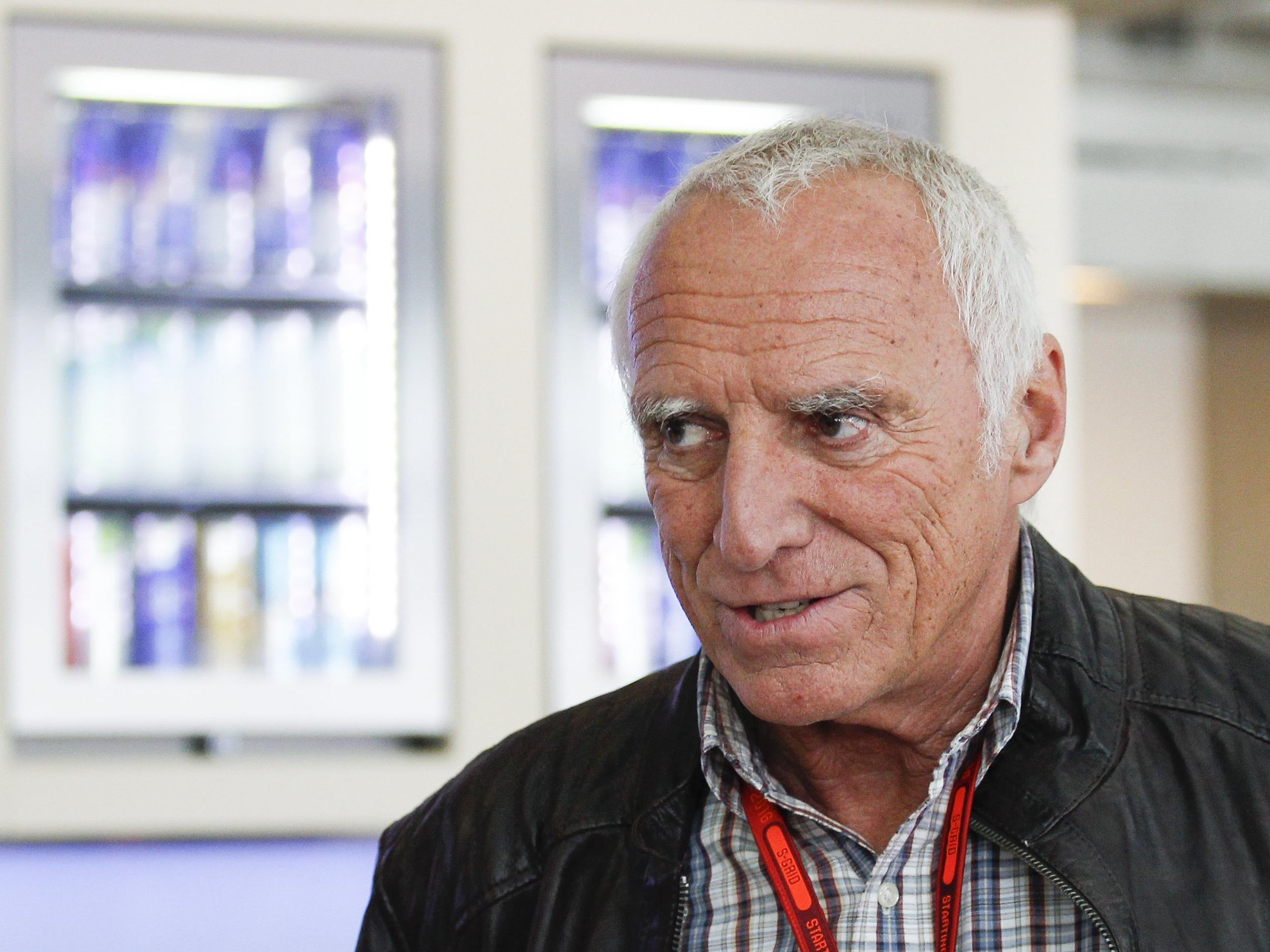 Gastkommentar von Johannes Huber rund um Red Bull-Chef Mateschitz