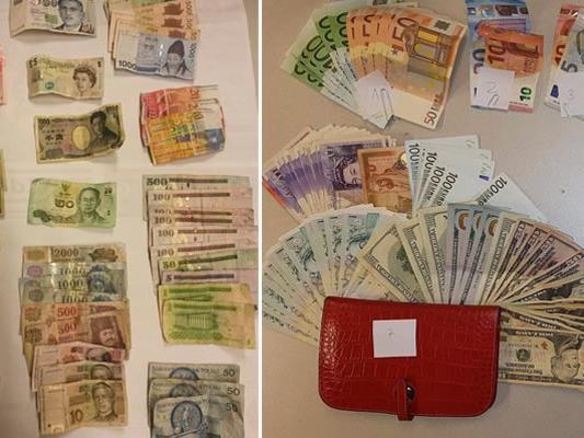 Eine Gruppen von mutmaßlichen Menschenhändlern wurde in Wien verhaftet