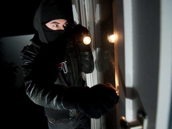 Einem Einbrecher wurde das Handwerk gelegt
