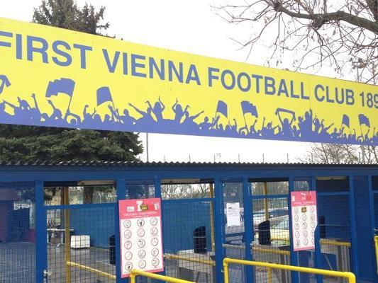 Die Vienna muss zumindest beim kommenden Heimspiel gegen Amstetten die Haupttribüne gesperrt lassen.