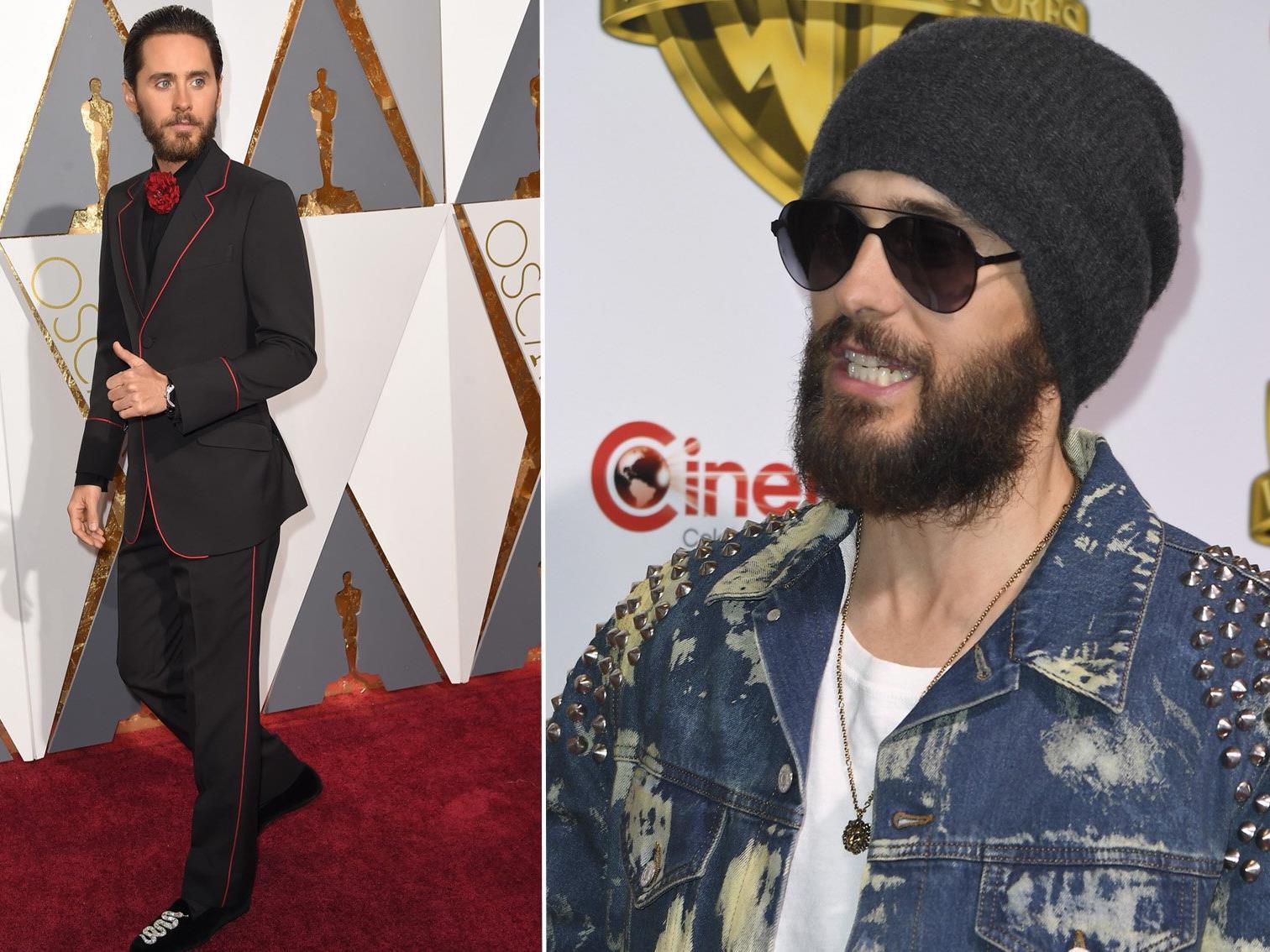 """Jared Leto wurde als """"best dressed man"""" ausgezeichnet."""