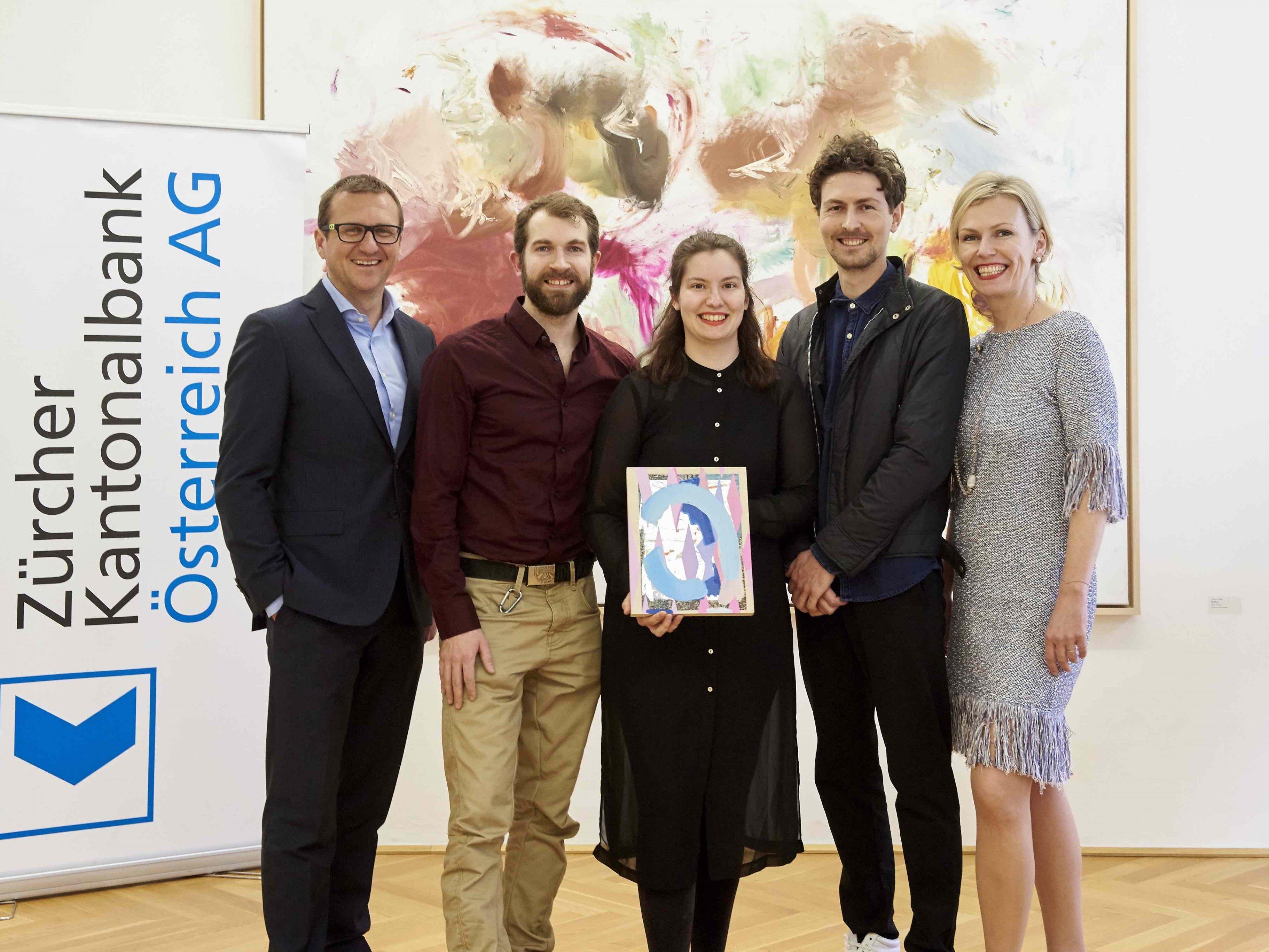 Christian Nemeth, Florian Köhler, Marissa Wedenig, Christian Gailer, Silvia Richter.