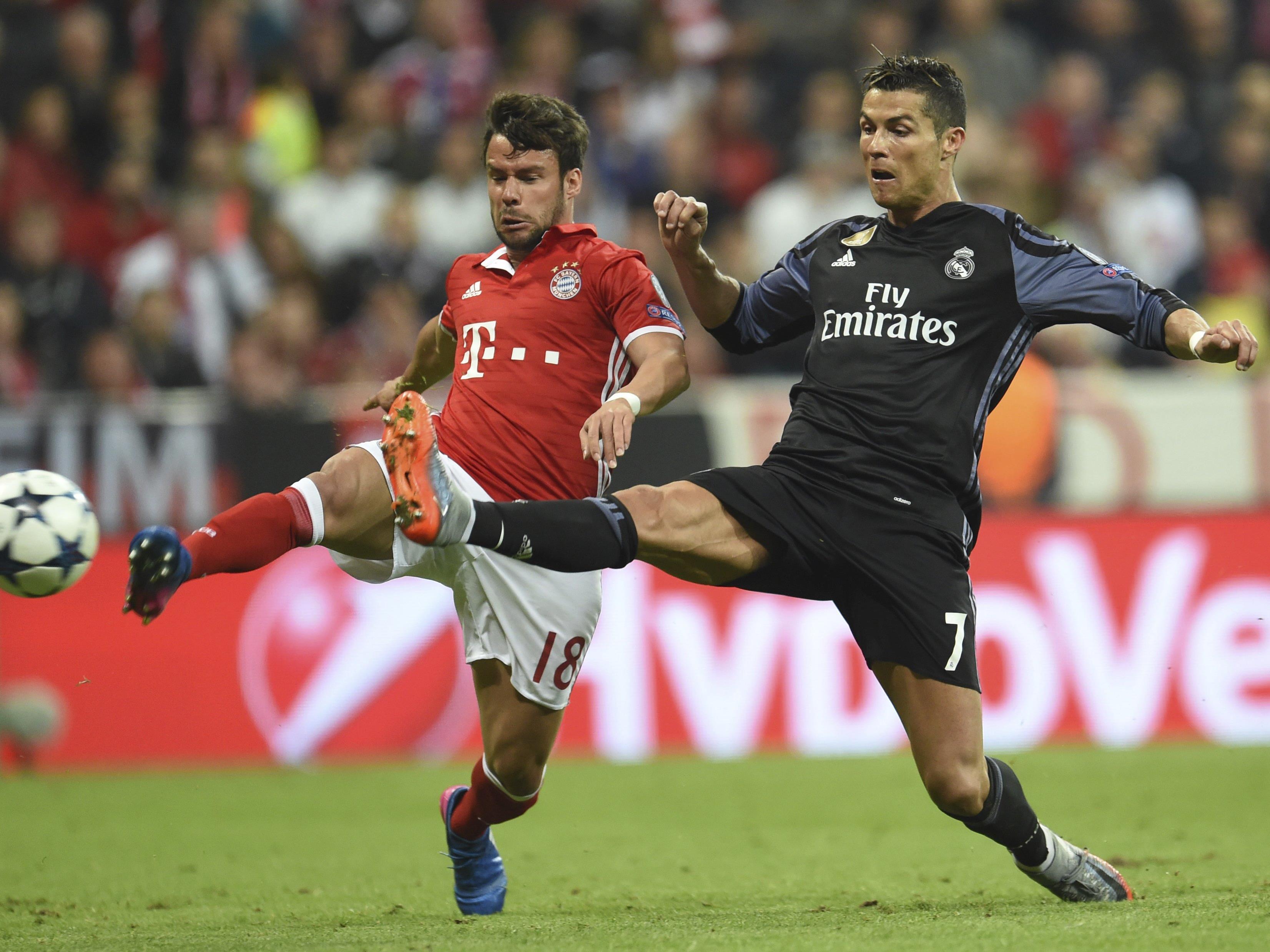 Real Madrid und Bayern München spielen am Dienstag im Bernabéu-Stadion um ein Ticket im Viertelfinale der Champions League.