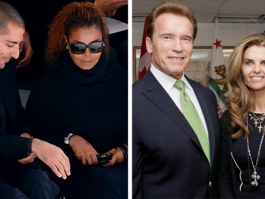 Von Janet Jackson bis Arnold Schwarzenegger: Das hat die Stars geblecht.