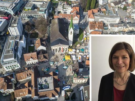 Monika Steurer ist neue Schulinspektorin für den Schulbezirk Dornbirn.