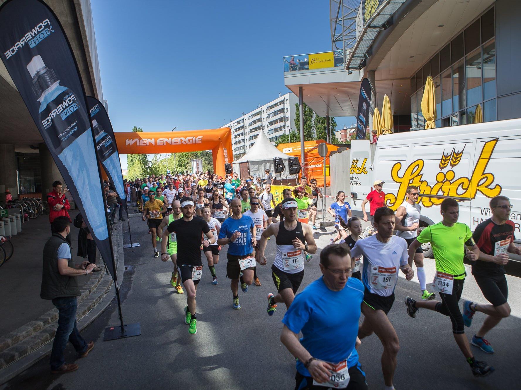 Am 6. Mai 2017 findet der Stadion Center Lauf statt.