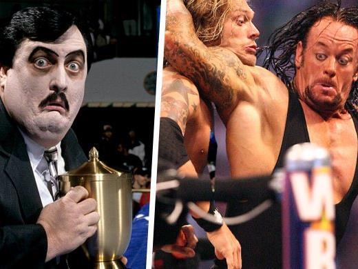 Eine Legende muss gehen: The Undertaker.