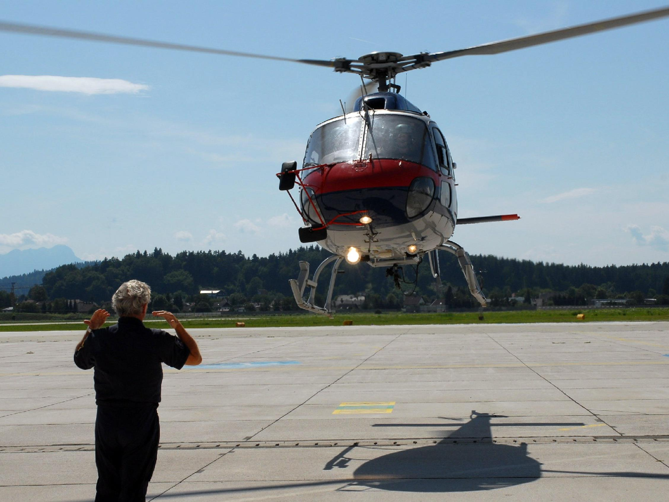 Die Flugpolizei zieht zur Cobra nach Wiener Neustadt.