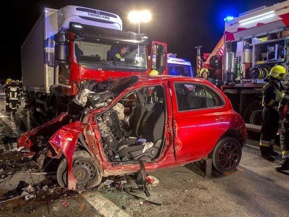 Bei dem Geisterfahrer-Unfall auf der A2 handelte es sich um einen Selbstmord.