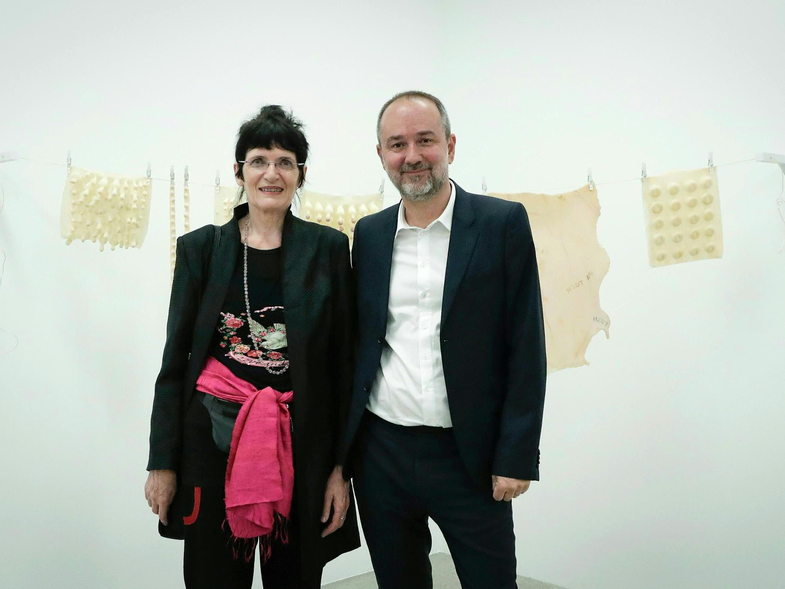 Die Wiener Künstlerin Renate Bertlmann erhält den Großen Österreichischen Staatspreis 2017.