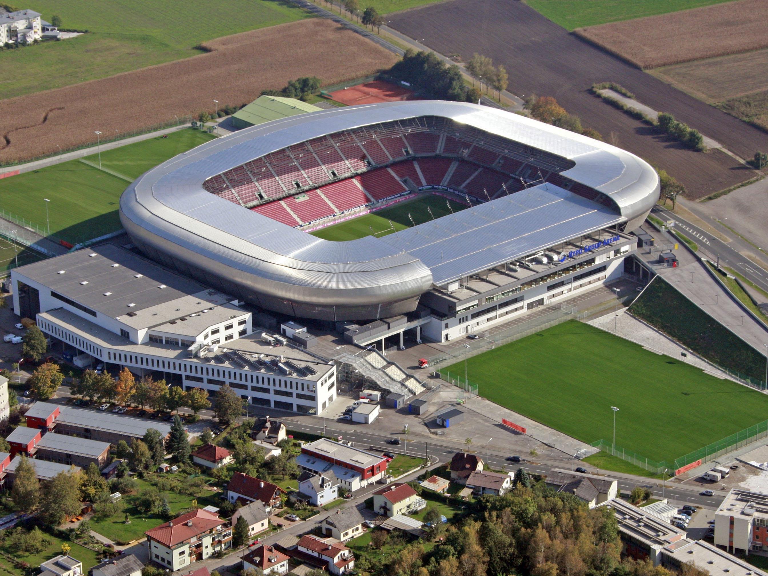 Beim Cupfinale in Klagenfurt werden wohl über 20.000 Fans live dabei sein.