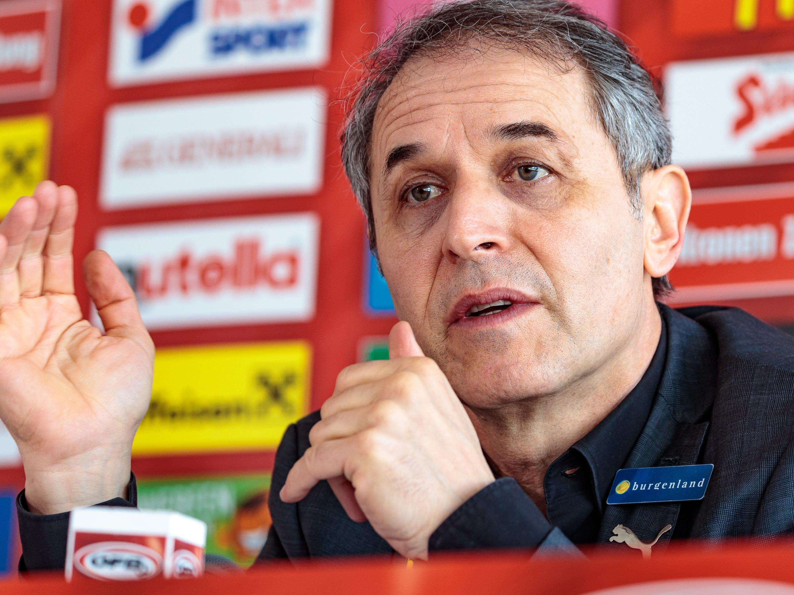 ÖFB-Teamchef Marcel Koller hat sein Aufgebot für das Auswärtsmatch in Irland nominiert.