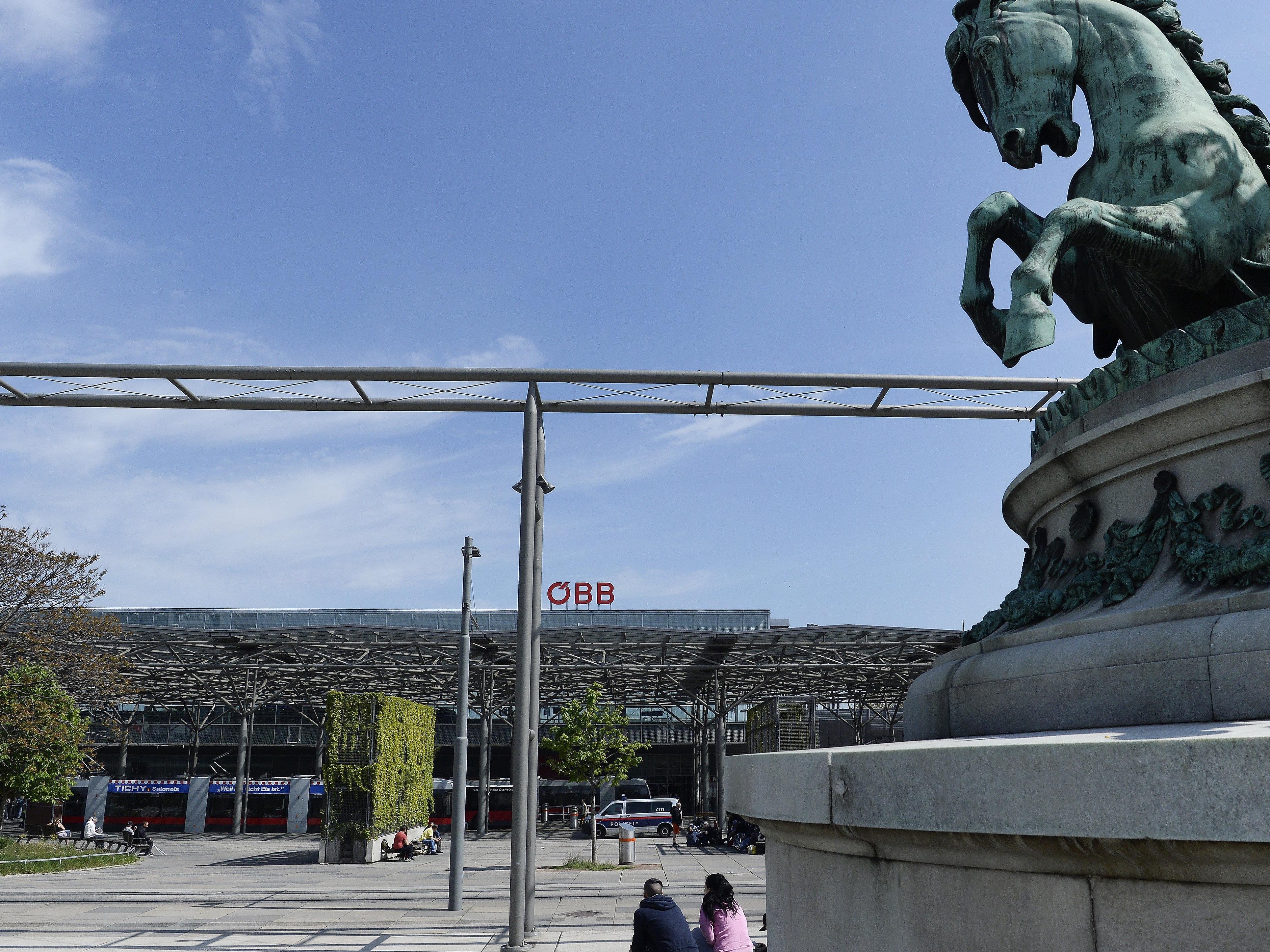 Die neue Bezirksvorstehung der Leopoldstadt will den Praterstern von seinem negativen Image befreien.