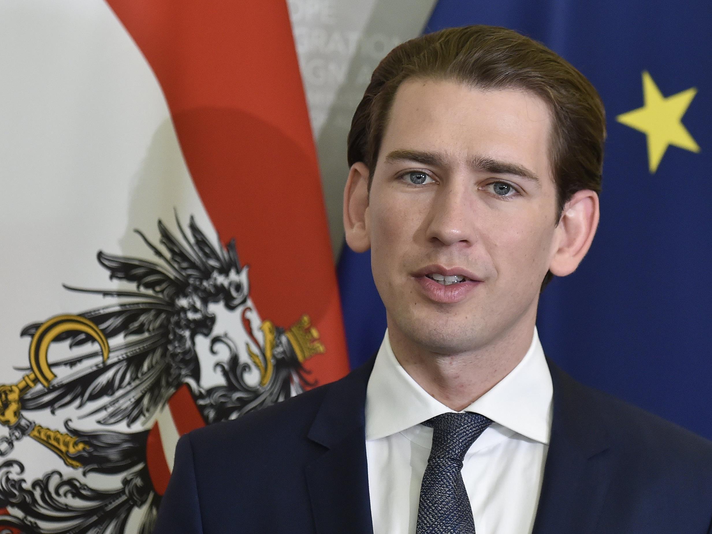 Sebastian Kurz geht aus der Poleposition in den Wahlkampf zur Nationalratswahl.