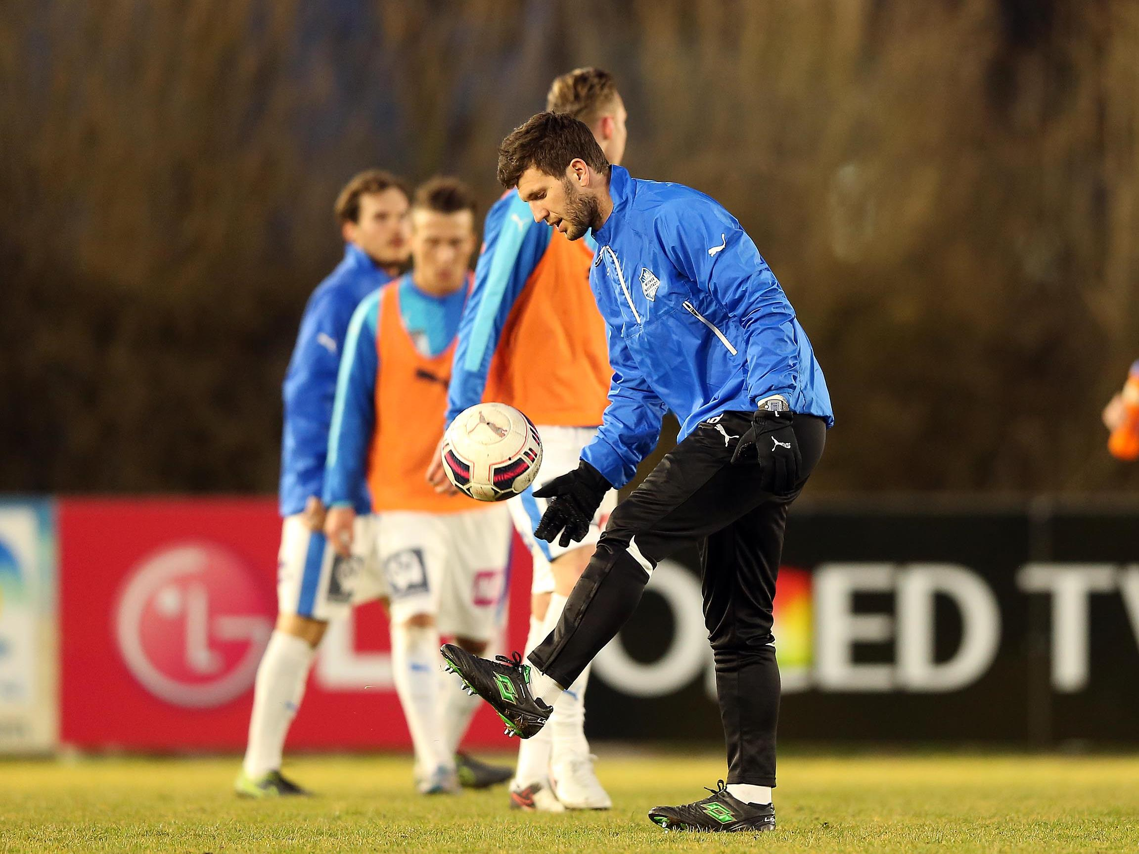 Andreas Schicker bekleidet ab sofort das Amt des Sportdirektors.