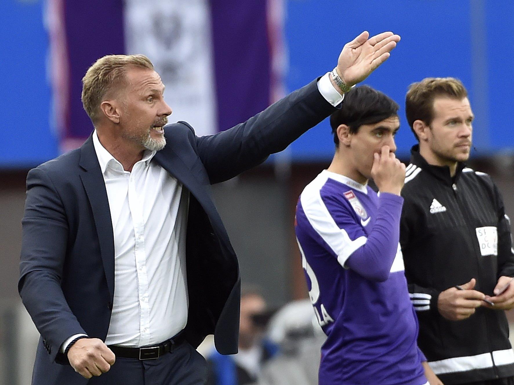 Die Stimmen zum Spiel Austria Wien gegen Red Bull Salzburg.