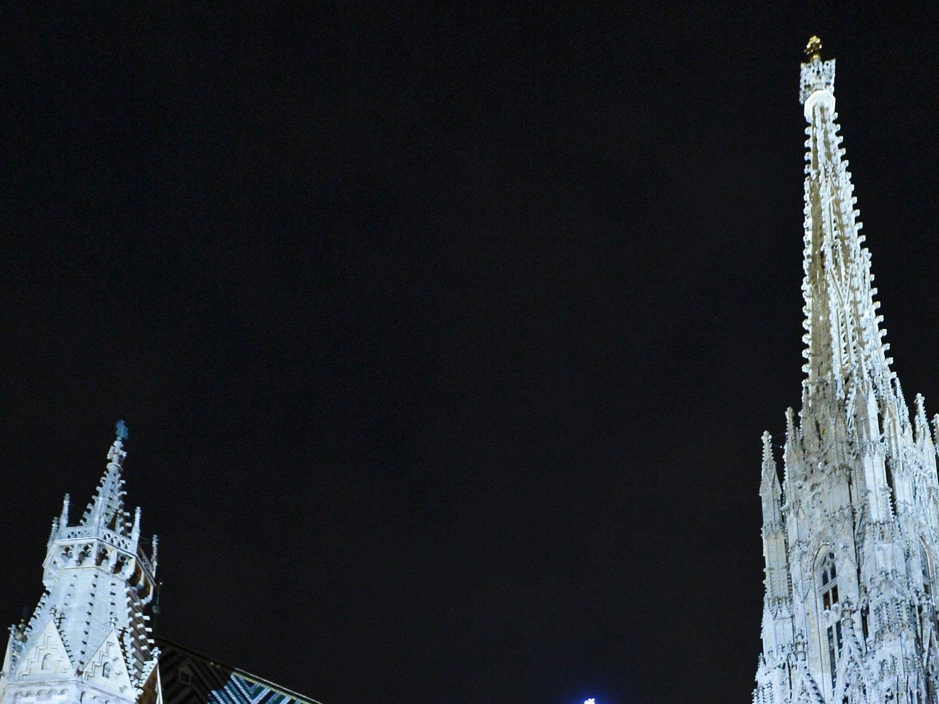 In der Wiener Innenstadt wurde die heißeste Mai-Nacht gemessen.