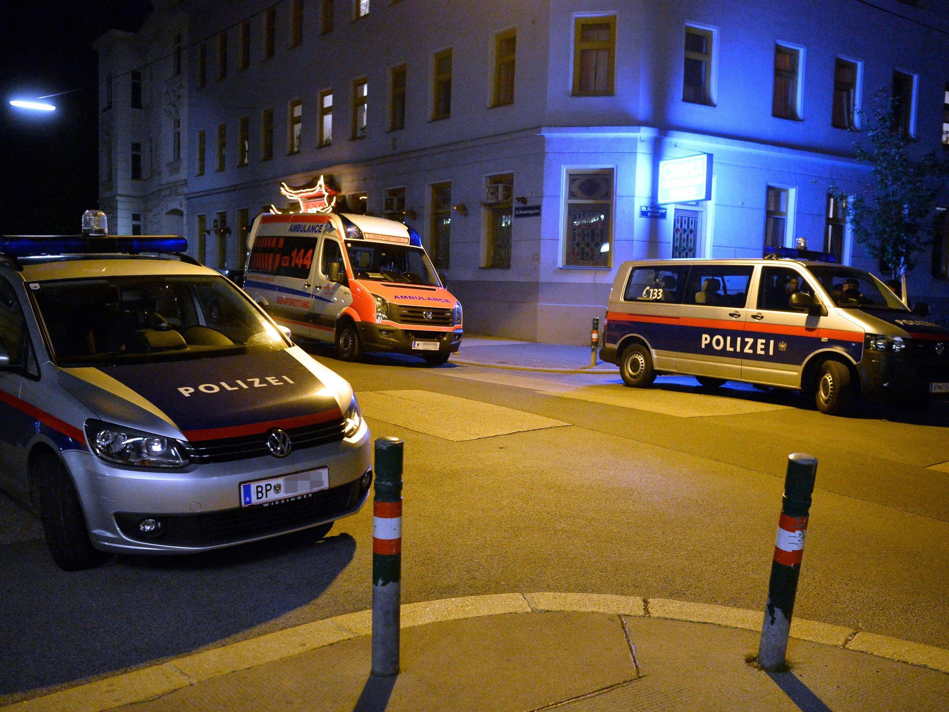 In Wien-Döbling fanden die Beamten die Leichen.