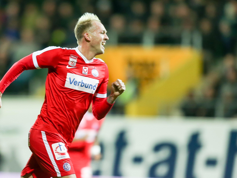 LIVE-Ticker zum Spiel FK Austria Wien gegen SV Ried ab 18.30 Uhr.