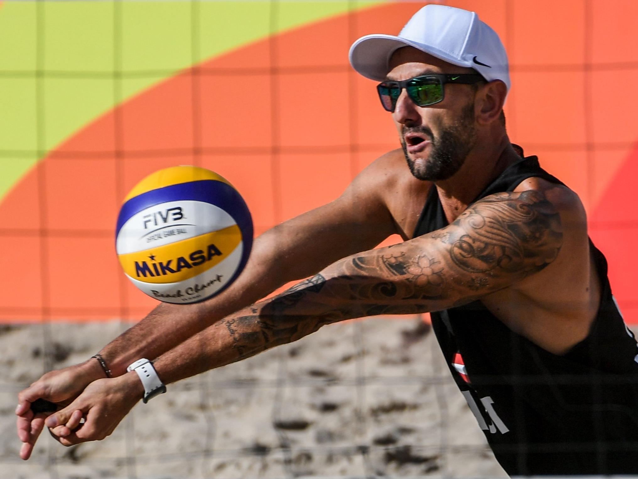 Clemens Doppler in Rio in Action.