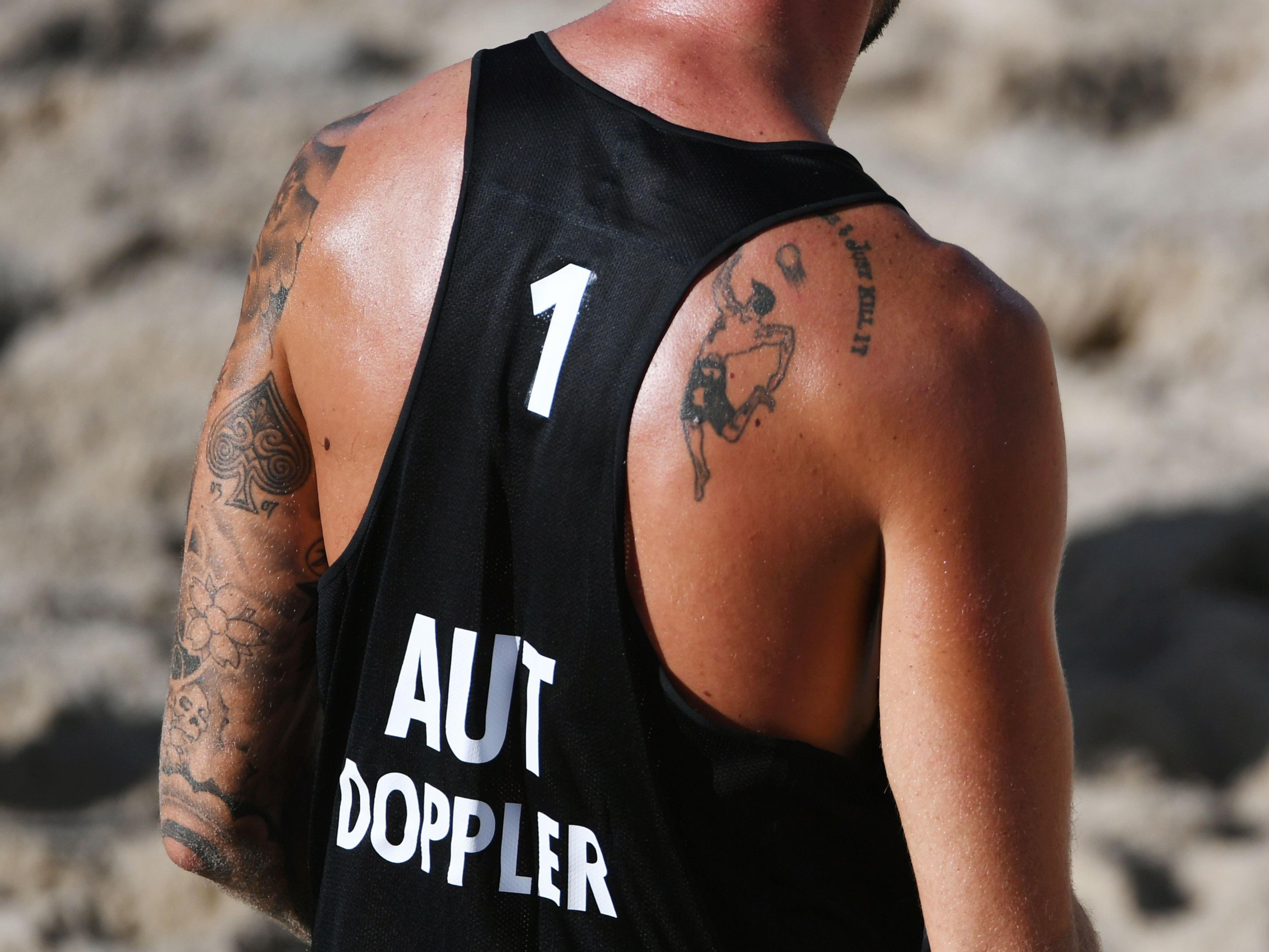 Für Clemens Doppler und Alexander Horst war in Rio de Janeiro im Achtelfinale Endstation.
