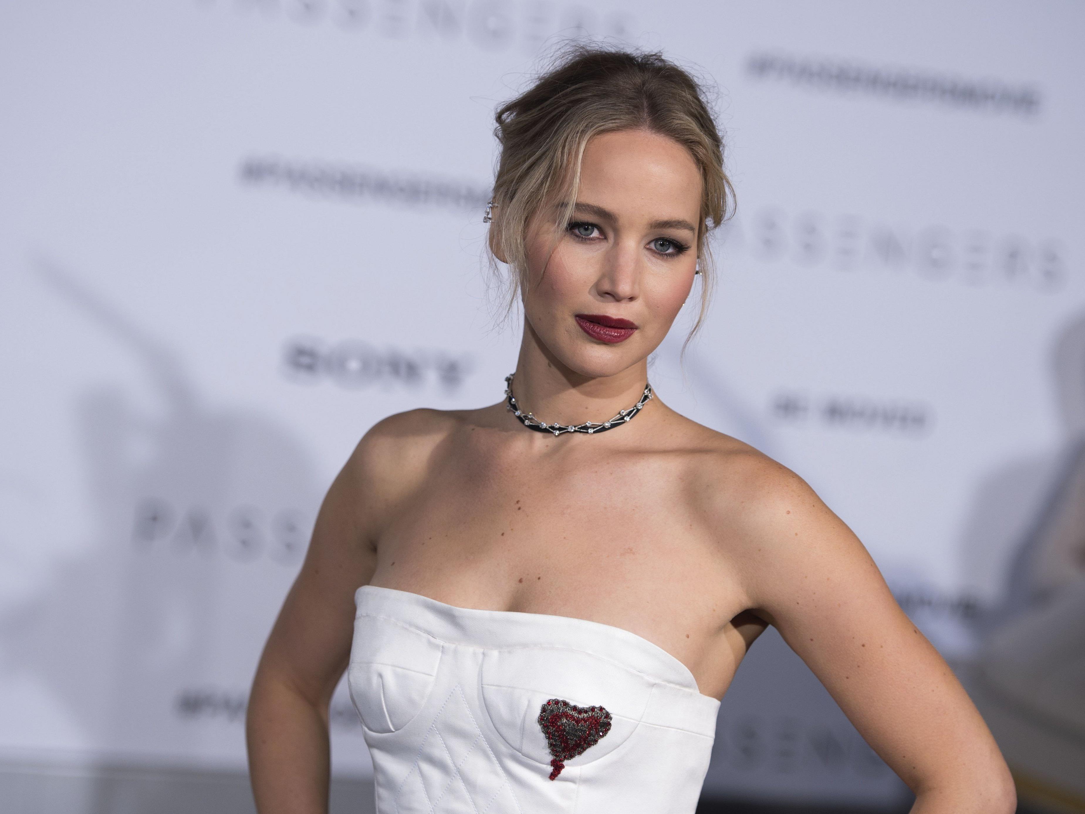 Jennifer Lawrence machte in Wien richtig Party