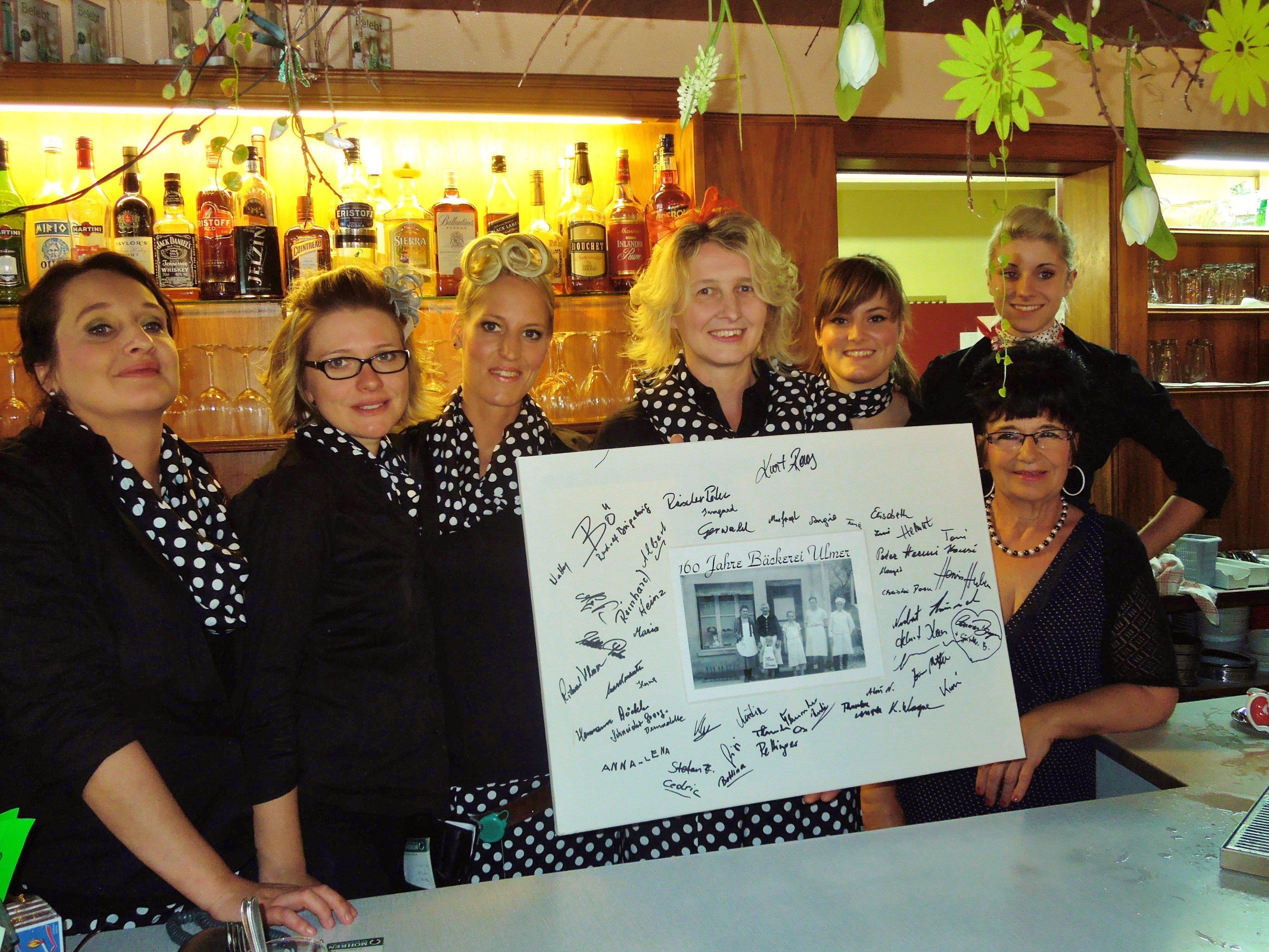 Das Café Ulmer ist ein Treffpunkt für Genuss, Kultur und für Jung und Alt aus Haselstauden und ganz Dornbirn.