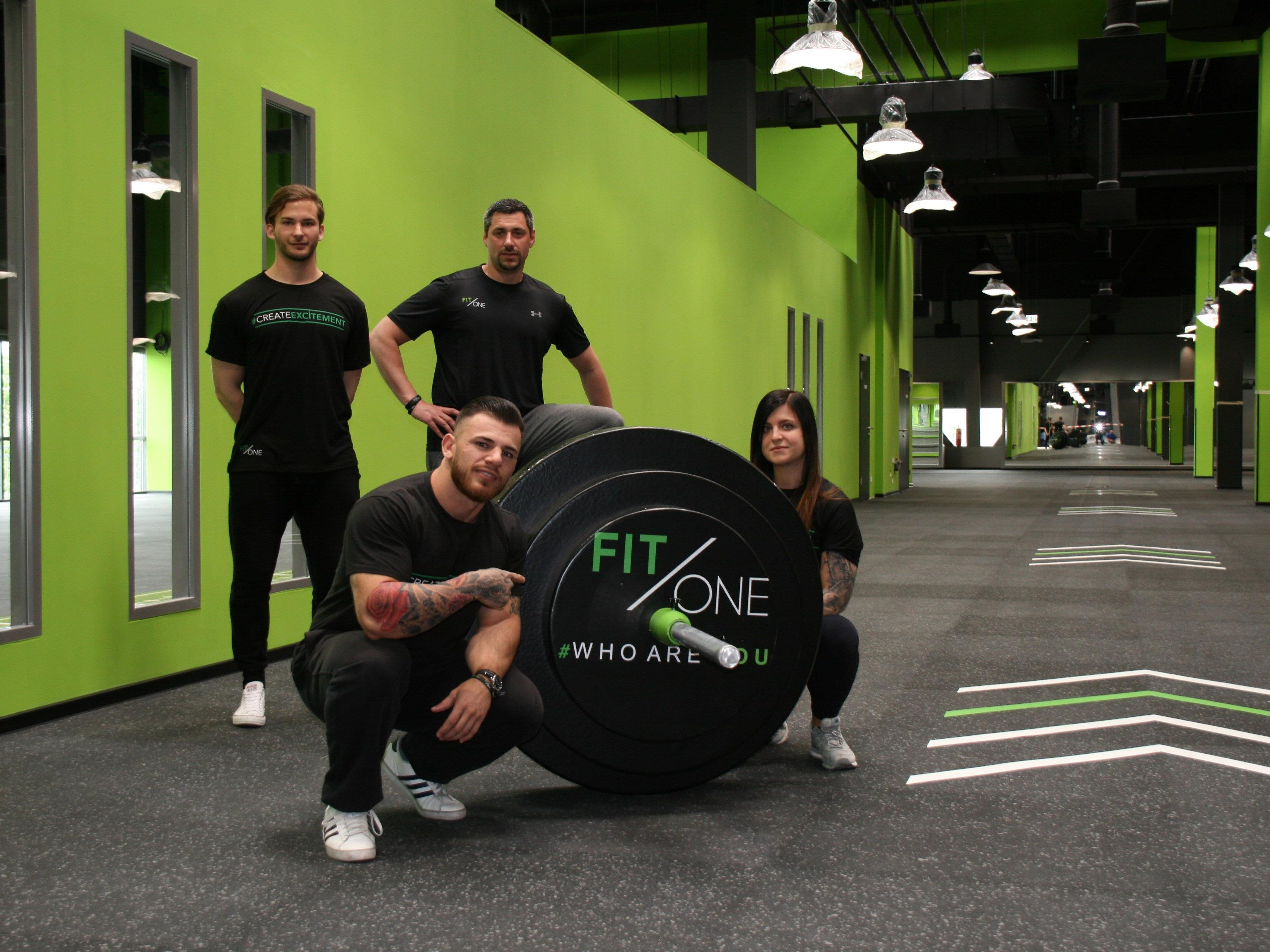 Neues fitnesscenter in Österreich fit one eröffnet