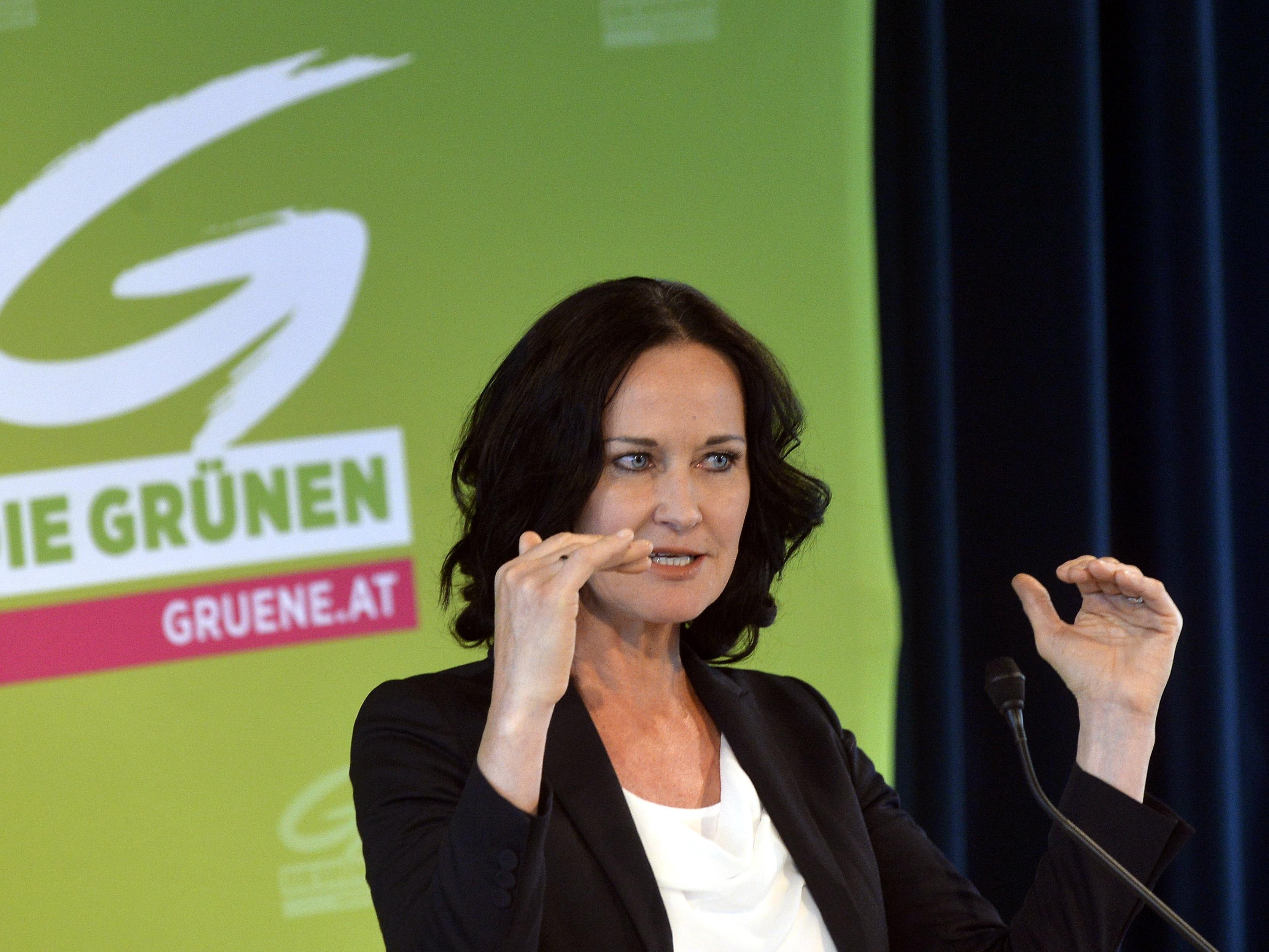 Nach dem Rücktritt der Grünen-Chefin ist die Nachfolge offen