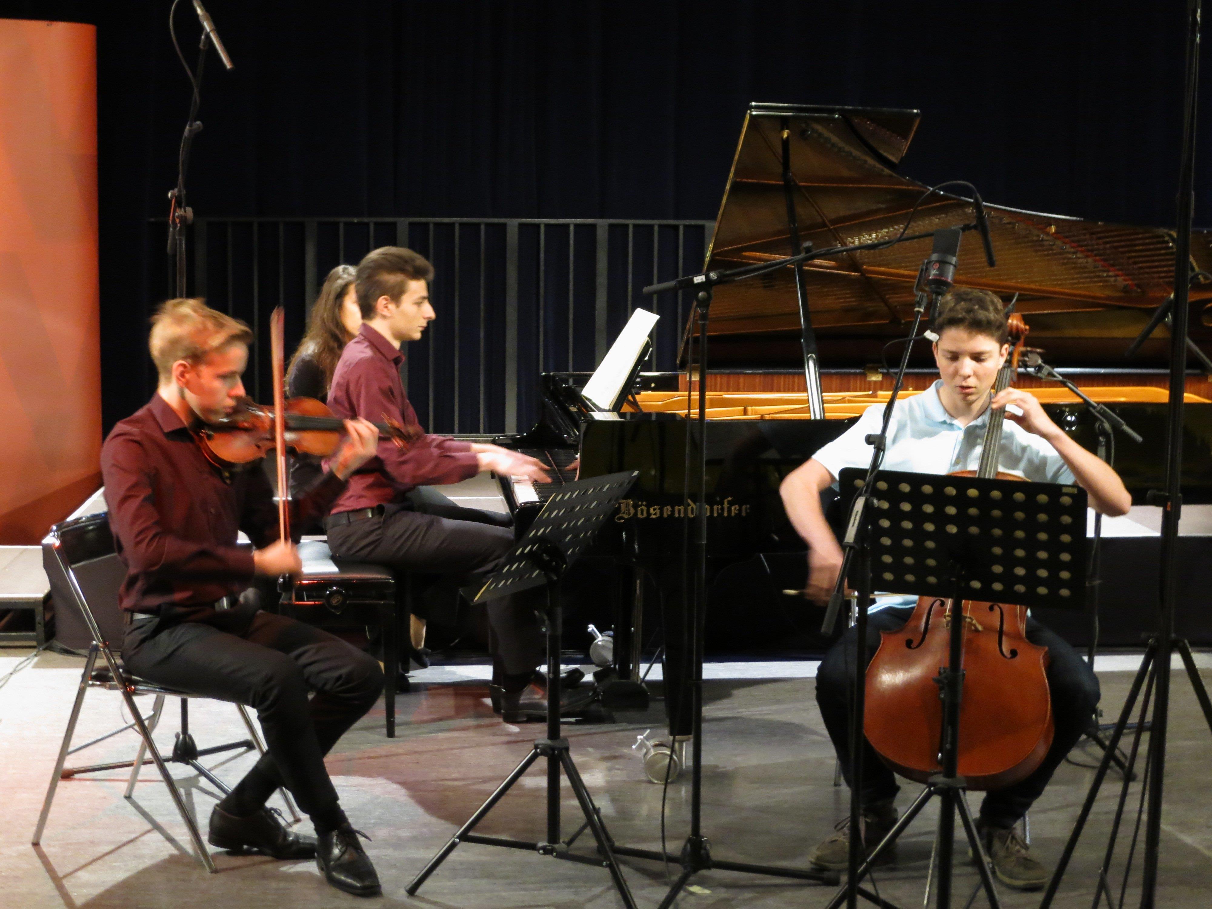 Nach dem erfolgreichen Konzert im ORF geht es für die prima la musica-Musikanten Ende Mai zum Bundeswettbewerb nach St. Pölten.