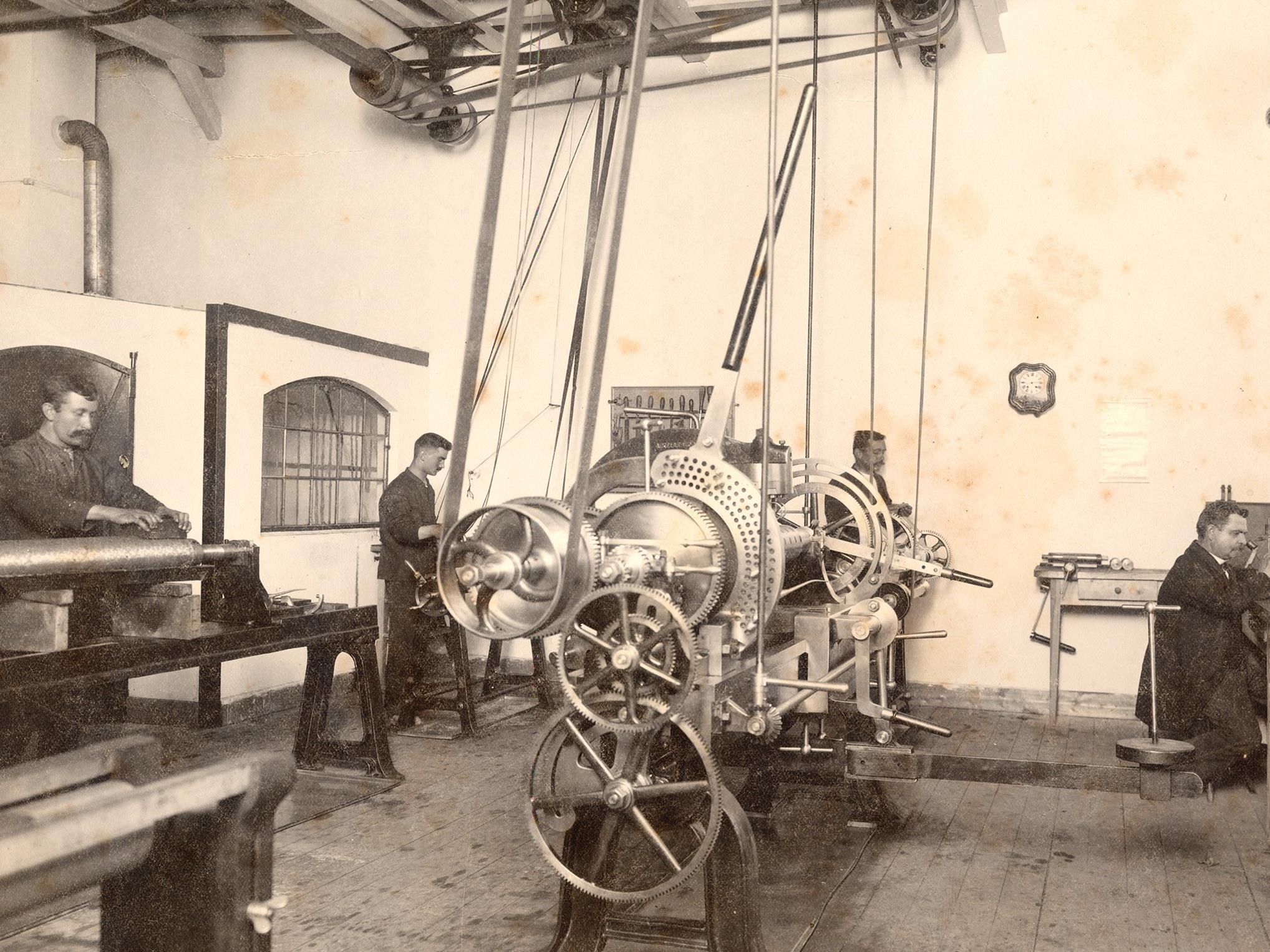 In einem Industriemuseum soll auch die Arbeiterschaft von damals ihren Platz bekommen.