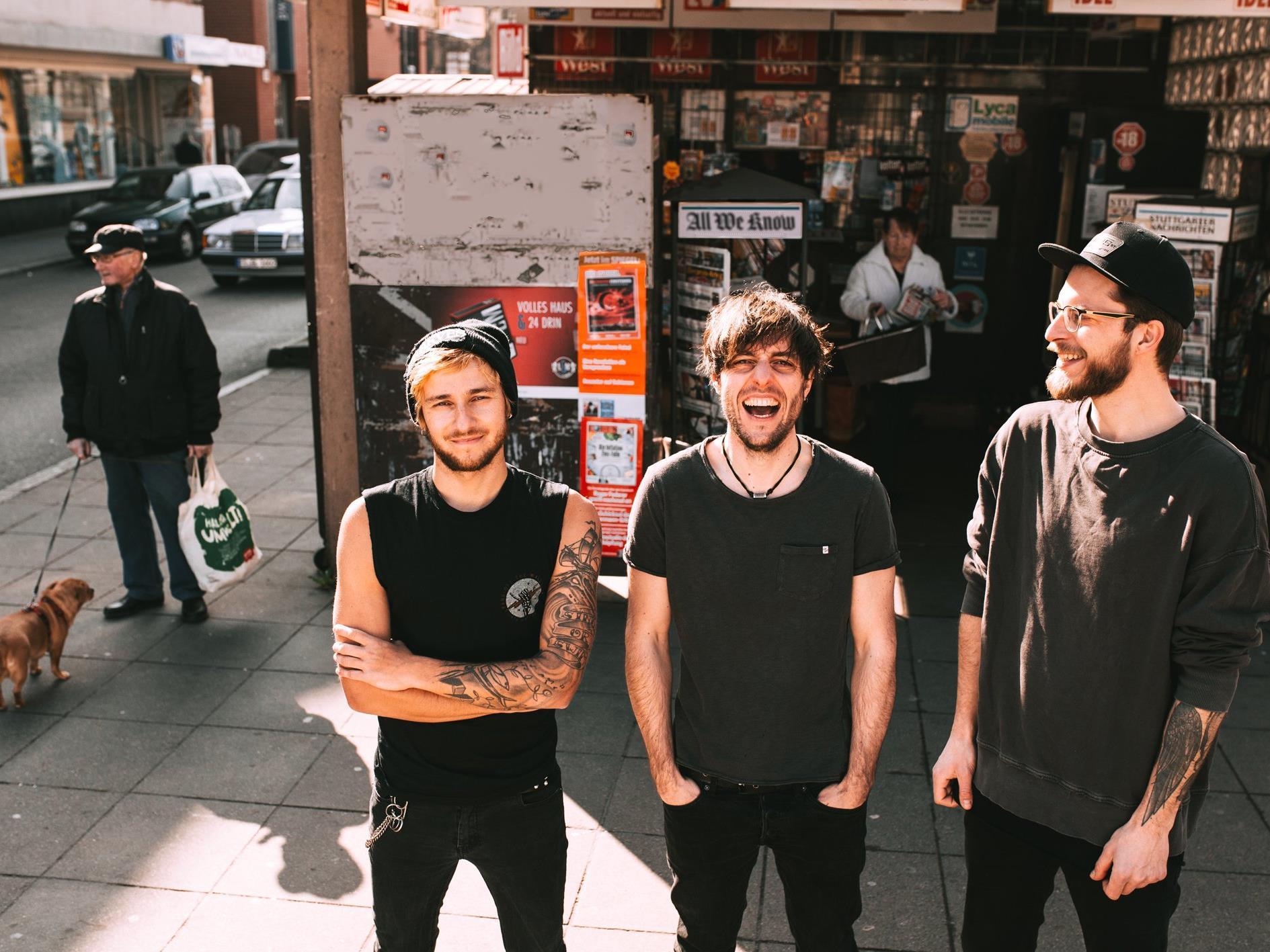 """Auch die Punkrock-Band """"Itchy"""" wurde für RIV 2017 bestätigt."""