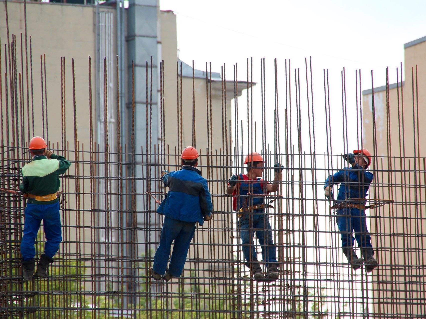 Bereits am Dienstag gab es eine Hausdurchsuchung bei dem Bauunternehmen