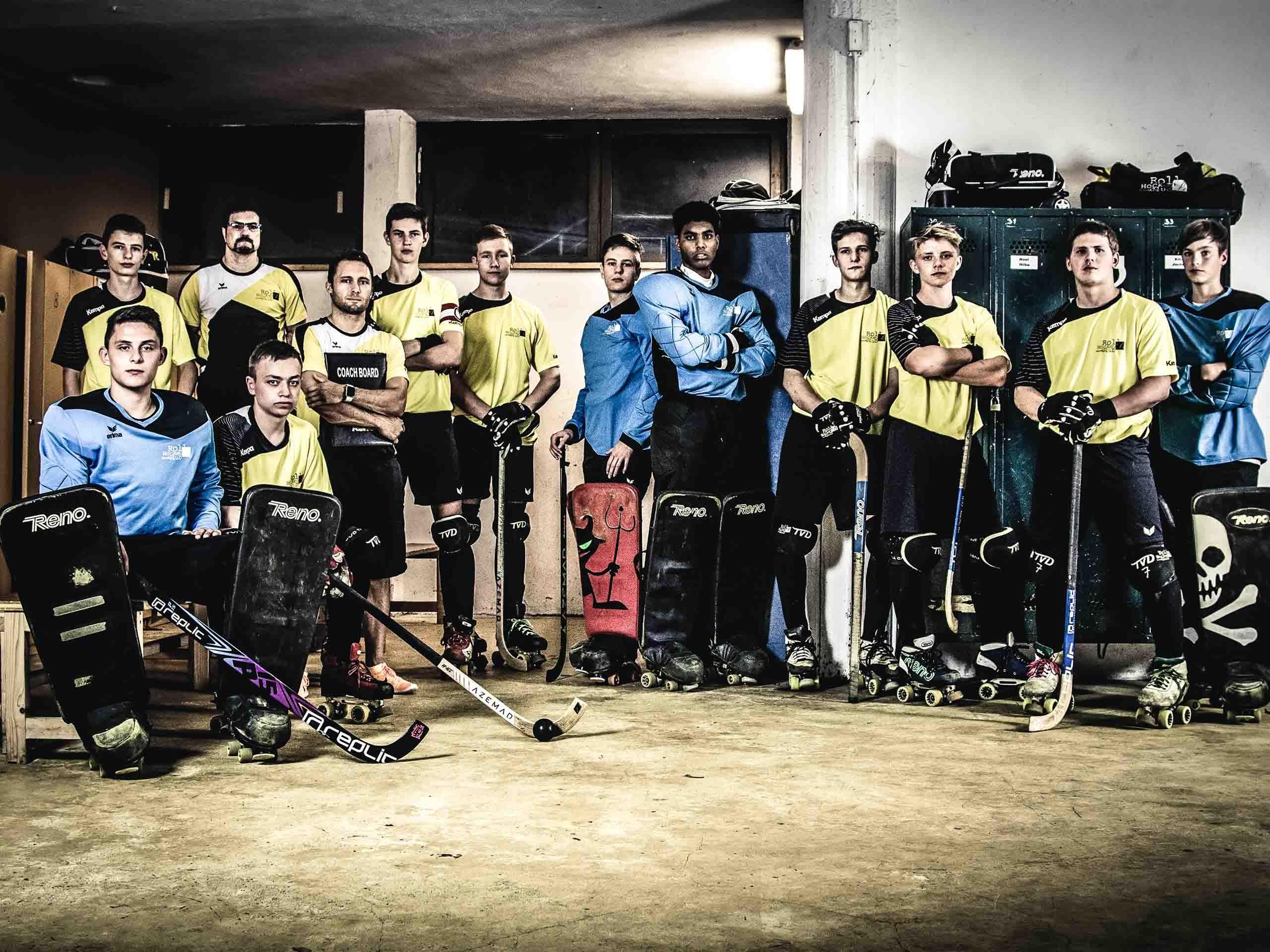 Nach dem Vizemeistertitel möchten die U20 des RHC Dornbirn nun auch noch den Titel in der Österreichischen Meisterschaft sichern.