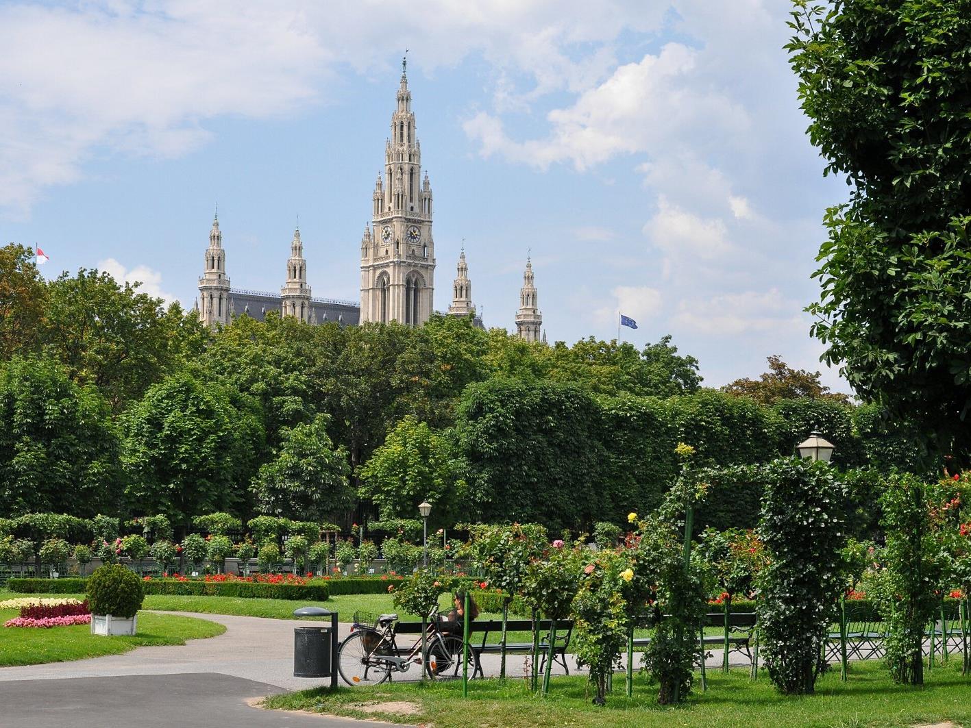 Wien liegt bei internationalen Touristen weiterhin voll im Trend.