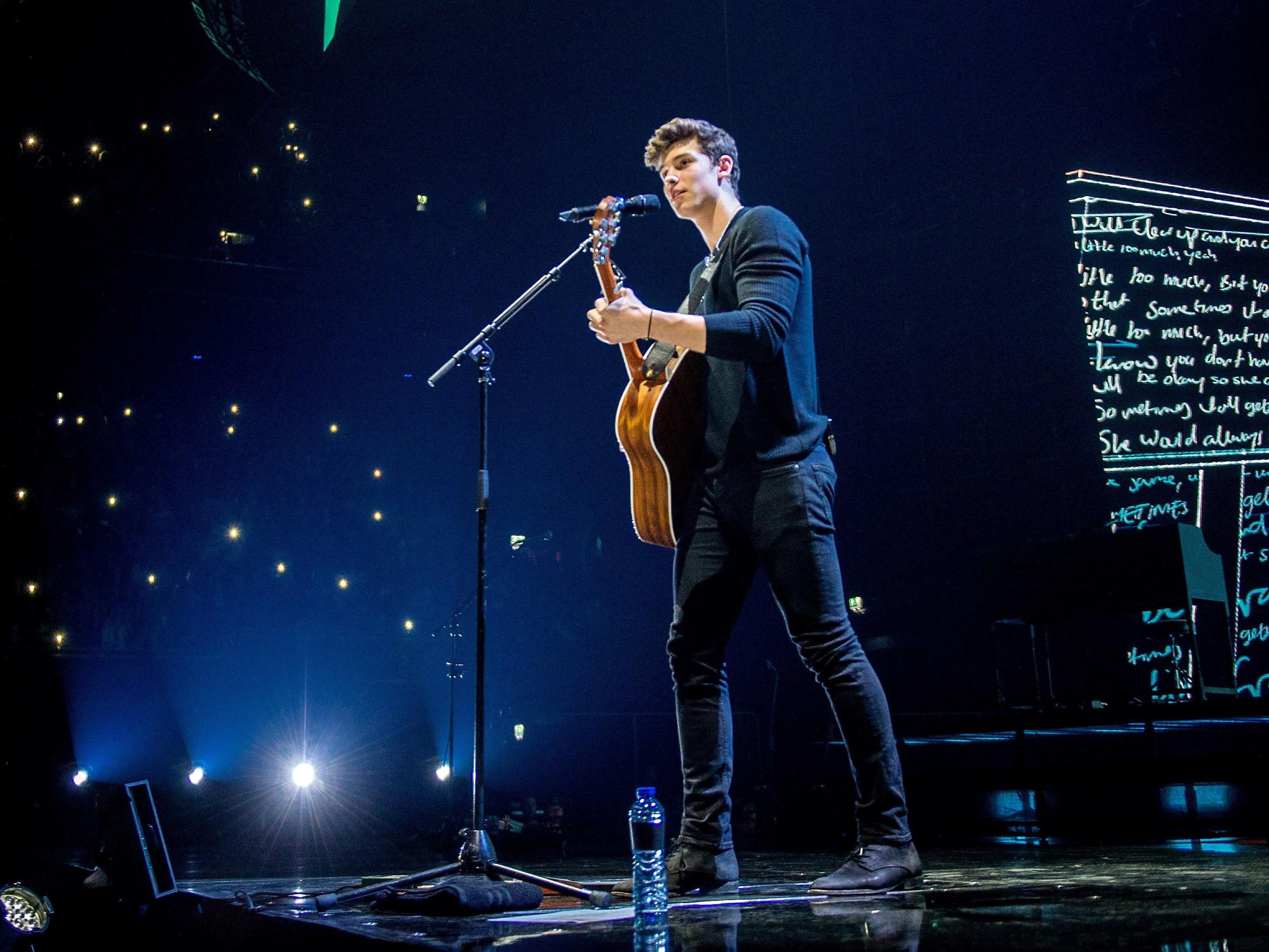 Der Kanadier Shawn Mendes punktet mit seiner neuen Single.