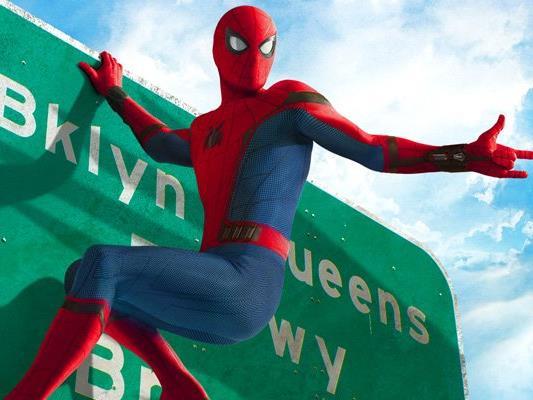 """Einer der kommenden Blockbuster des Sommers: """"Spider-Man: Homecoming"""""""