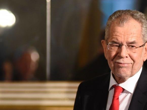 Van der Bellen empfing neue Botschafter in Wien.