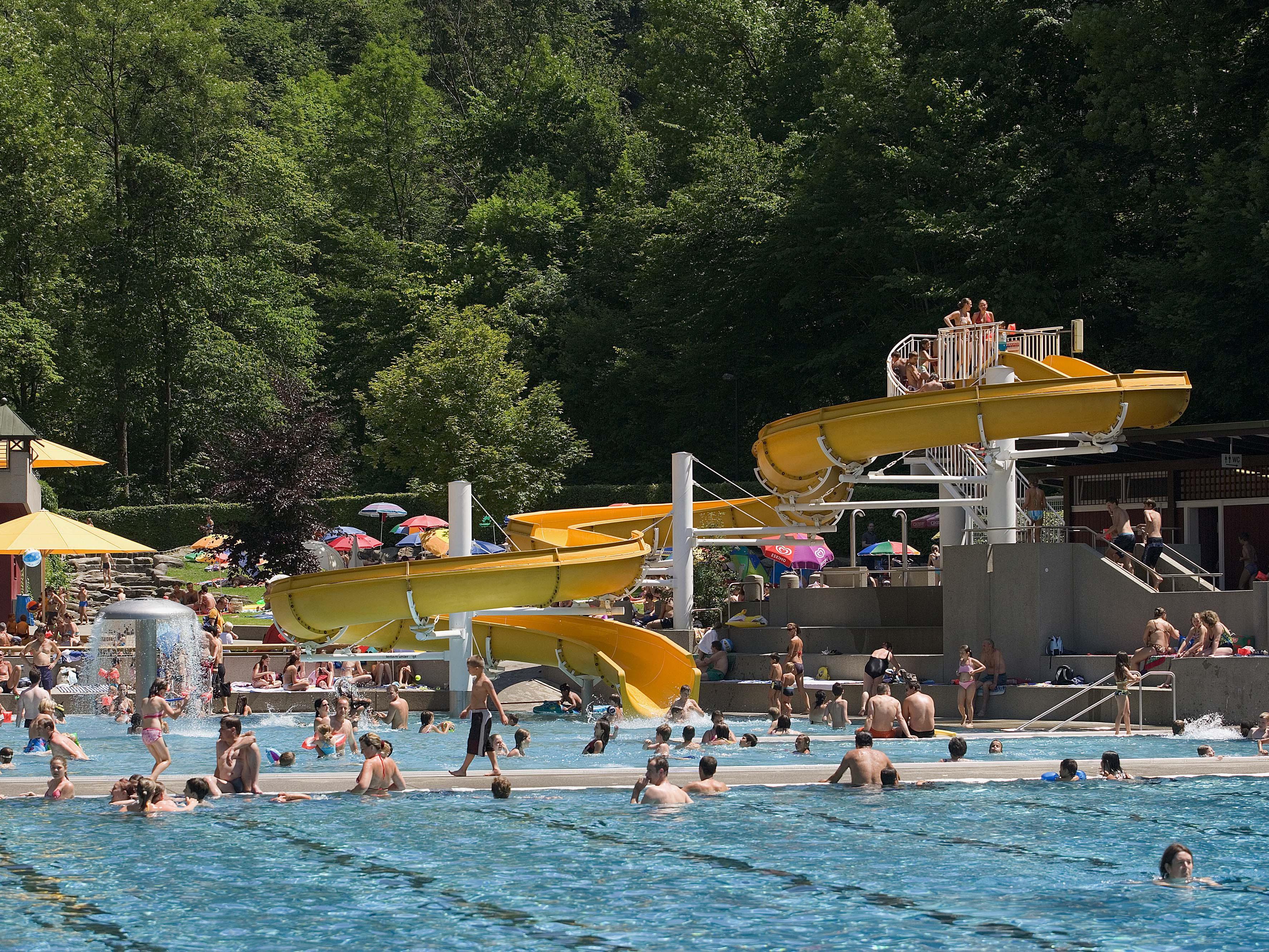 Das Waldbad Enz startet am 6. Mai in die Sommersaison.