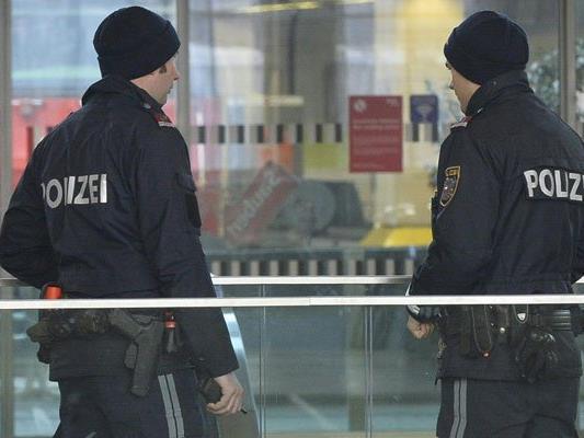 Rund um den Wiener Westbahnhof kam es zu der Raubserie durch Jugendliche