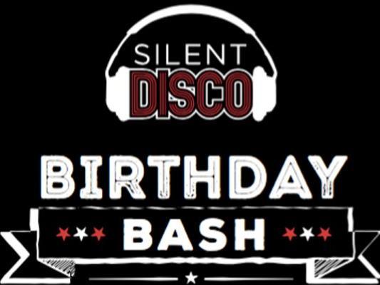 Wir verlosen 2x2 Tickets für den SILENT DISCO BIRTHDAY BASH