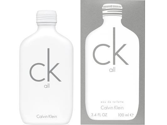 Wir verlosen 6 ck all Düfte von Calvin Klein.