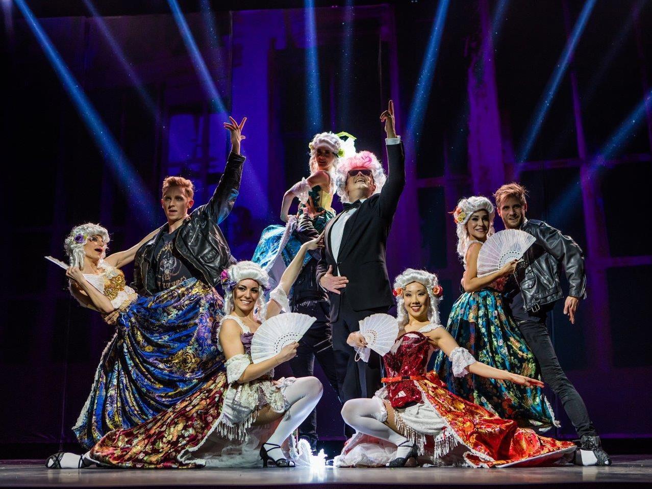 """Österreichs Superstar rockt wieder: """"Falco - Das Musical"""""""