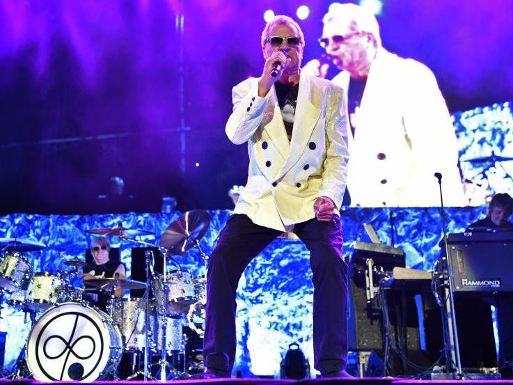 Deep Purple nahmen lautstark Abschied von Wien.