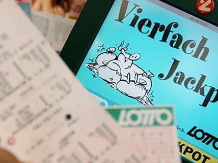 Je rund 2 Mio. Euro gingen nach Wien, OÖ und an einen Win2day-Spielteilnehmer