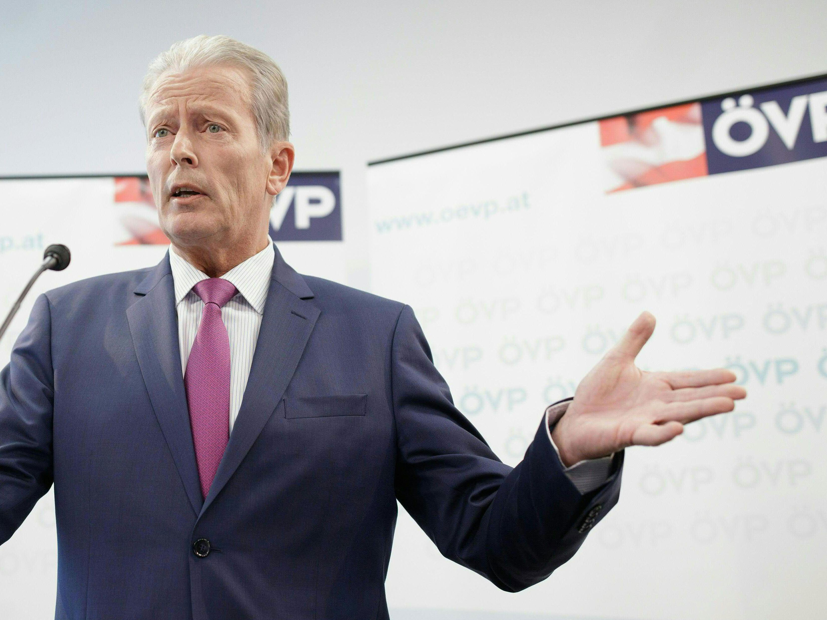 ÖVP-Chef und Vizekanzler Reinhold Mitterlehner ist am Mittwoch zurückgetreten