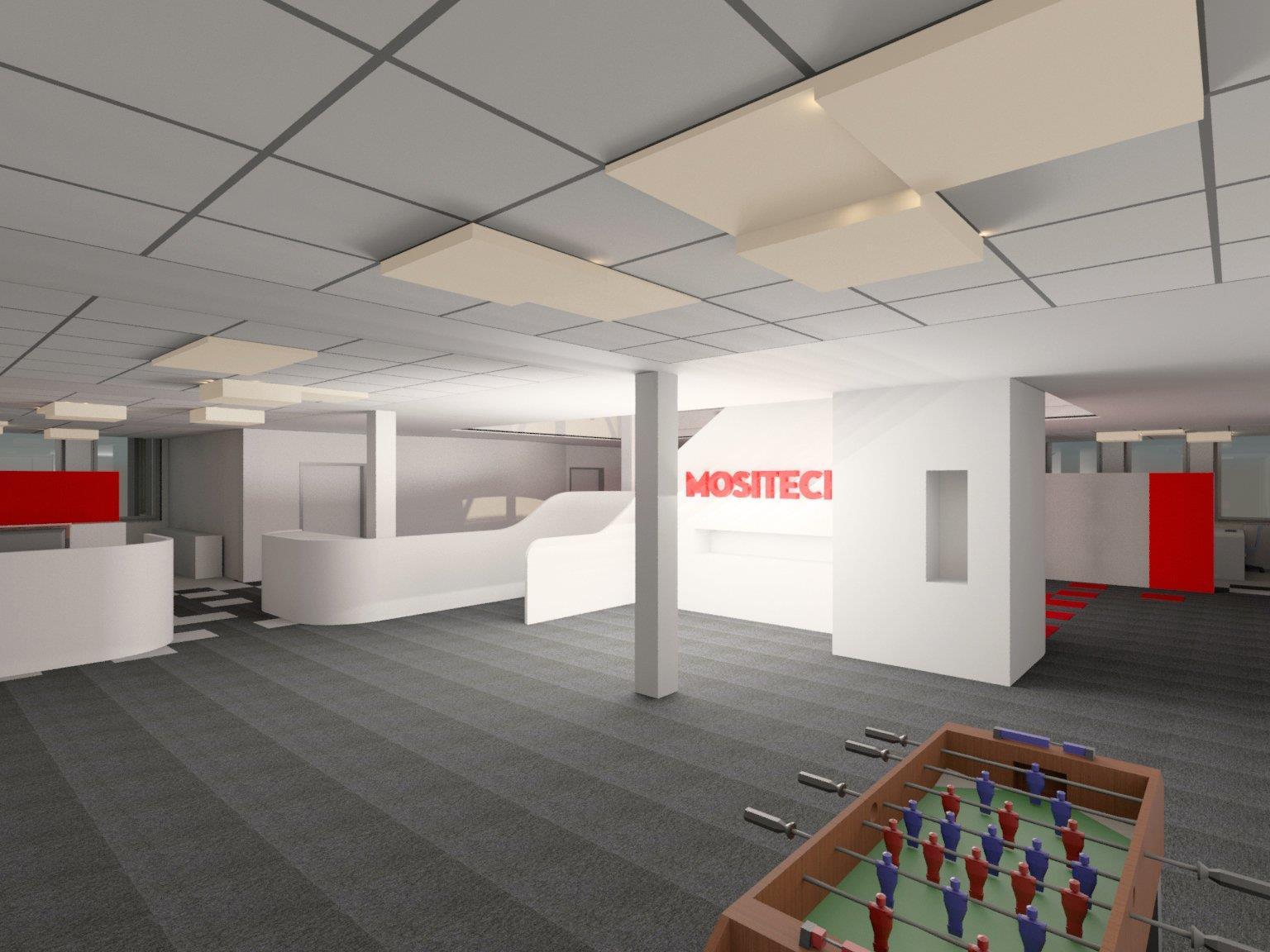 In die Mositech-Zentrale in Dornbirn werden 2,7 Millionen Euro investiert.